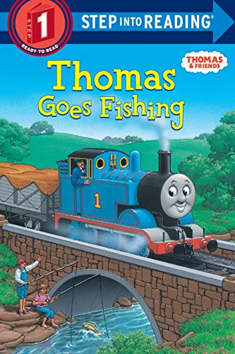 Thomas Goes Fishing (Thomas & Friends) (Step into Reading)の詳細を見る