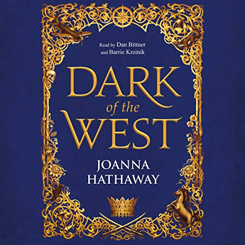 Couverture de Dark of the West