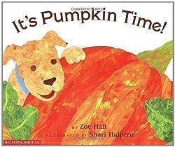 Pumpkin Books for Kids - It's Pumpkin Time