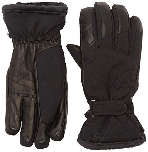 Ziener Damen KATLEN GTX(R)+Gore warm PR Lady Glove Skihandschuh, Black, 6.5