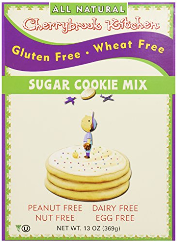 Cherrybrook Kitchen Gluten Free Sugar Cookie Mix, 13 Ounce