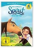 Spirit - Wild und frei: Die komplette Staffel 1 [4 DVDs]