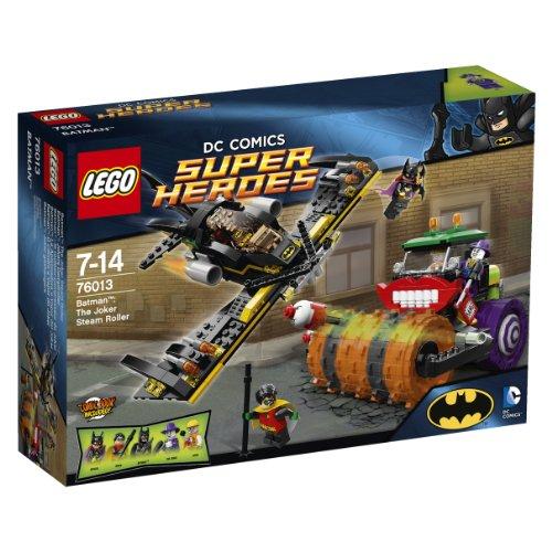 レゴ スーパー・ヒーローズ バットマン:ジョーカー スチーム・ローラー 76013
