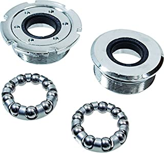 Action Bicycle Bottom Bracket Cup Set 1.37 x 24 TPI English