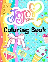 JoJo Siwa Coloring Book: Color Your Fancy JoJo With Our Gorgeous Coloring Book