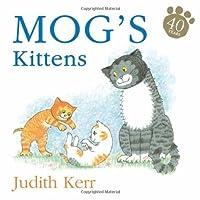 Mog's Kittens board book by Judith Kerr(2010-05-27)