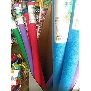 Piscina Churro Aprendizaje natación Colores aleatorios