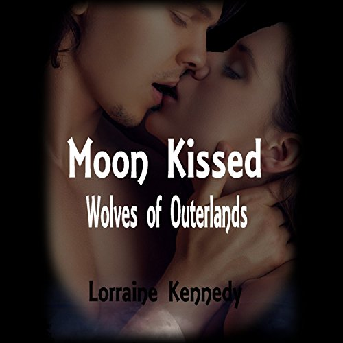 Moon Kissed audiobook cover art