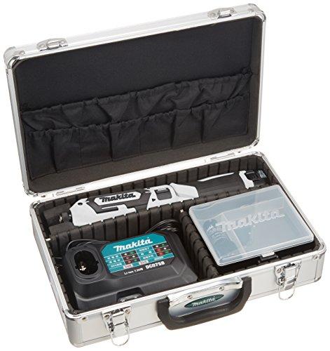 マキタペン型インパクトドライバTD022(7.2V)白トルク25Nm1.5Ahバッテリ2本・充電器付TD022DSHXW