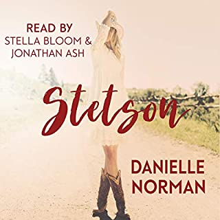Stetson audiobook cover art