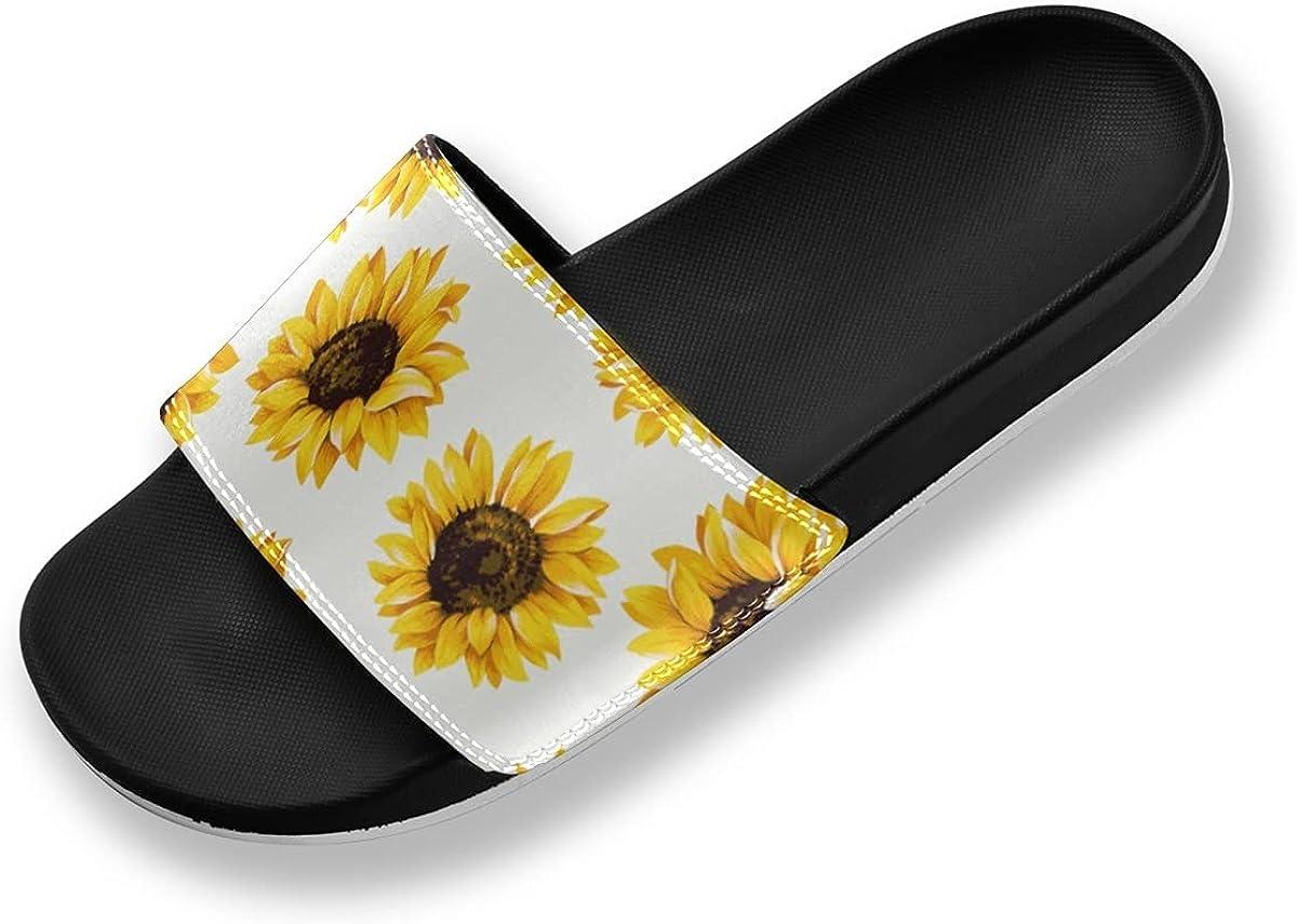 Men's Athletic Slide Sandal [Alternative dealer] Comfort Slipper Lightweight Sports S Oklahoma City Mall