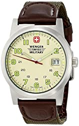 Wenger Men's Classic Field Swiss Military Watch 72901