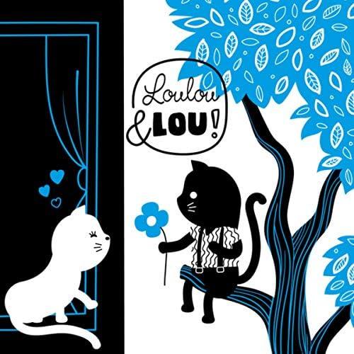 Jazz Kat Louis Kindermuziek & Kinderliedjes Loulou en Lou