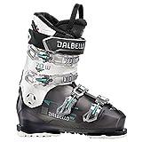 Dalbello DS MX 70 W LS Botas de esquí, Mujer, Negro, Transparente y Blanco, 26,5