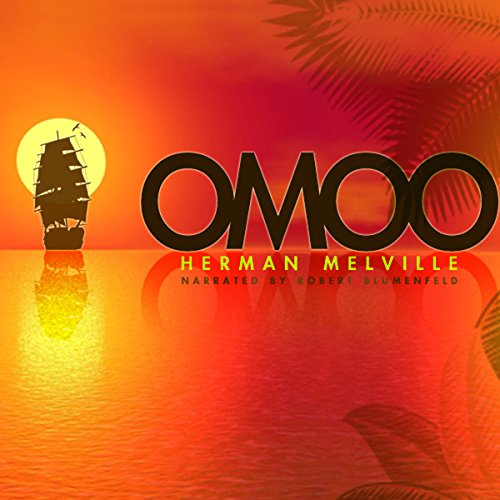 Omoo audiobook cover art