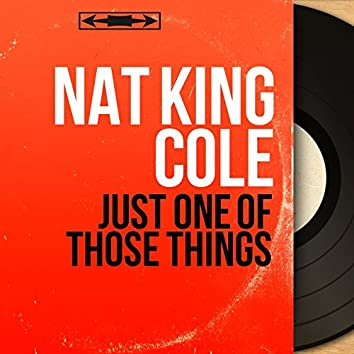 Just One of Those Things (feat. Billy May et son orchestre) [Mono Version]