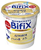 グリコ BifiXヨーグルト プレーン砂糖不使用 375g  6個