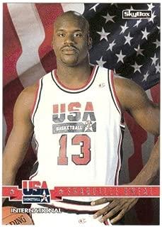 Shaquille O'Neal (Basketball Card) 1994 Skybox USA # 67