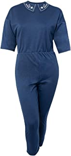 Silverts Disabled Elderly Needs Womens Alzheimers Adaptive Clothing Antistrip Suit Jumpsuit