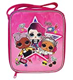 LOL Suprise 739 1581 LOL Surprise Rock - Bolsa para almuerzo, color rosa
