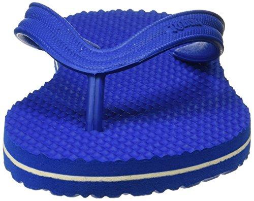 Relaxo Men's Blbl Flip Flops Thong Sandals - 6 UK/India (39.33 EU)(FIT006G) Blue