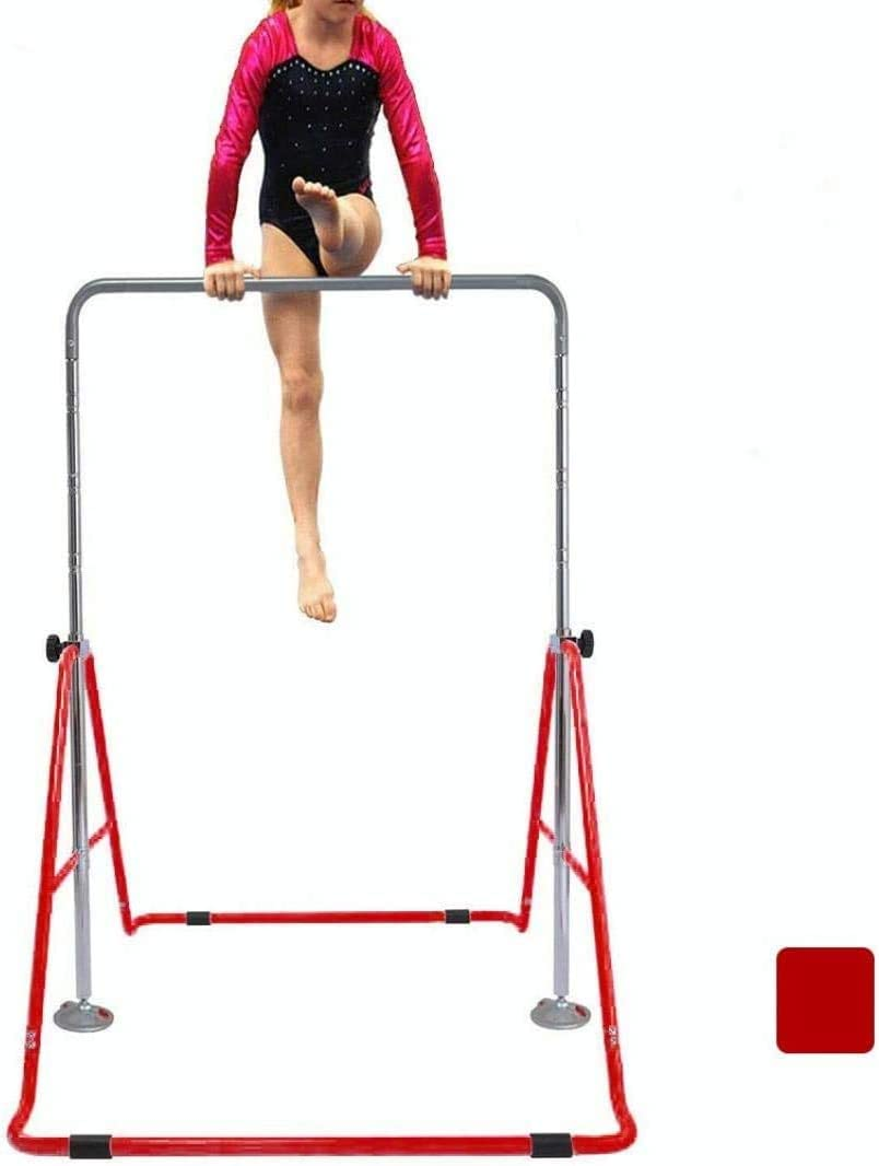 FITOOM Gymnastics Bar for Kids Adjustable Height Kip Quantity limited Horizontal Cheap mail order shopping