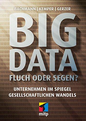 Big Data - Fluch oder Segen?: Unternehmen im Spiegel gesellschaftlichen Wandels (mitp Professional)