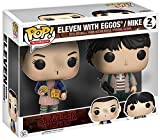 Funko 599386031 - Figura Stranger Things - Eleven and Mike...