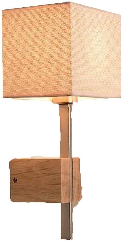garantía de crédito Lámpara de parojo,Lámpara de parojo de registro creativo dormitorio dormitorio dormitorio de la lámpara de la sala de estar lámpara de cabecera pasillo parojo de madera sólida de la habitación de hotel rojoonda Parojo  envío gratis