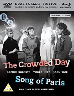 The Crowded Day / Song Of Paris - The Adelphi Collection Volume 3