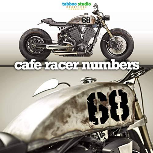 Números de moto Cafe Racer