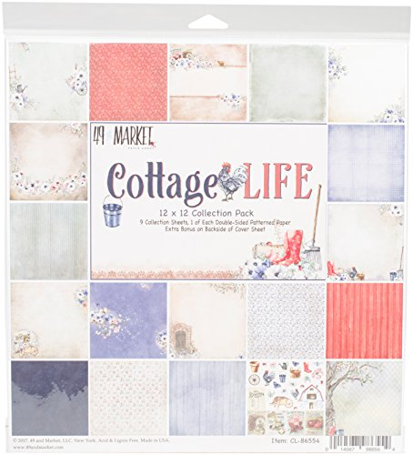 "49 and Market CL-86554 Collection Pack 12""X12"""