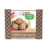 Paaramparik Millets Laddoos | Dry Fruits | Jaggery | Ghee