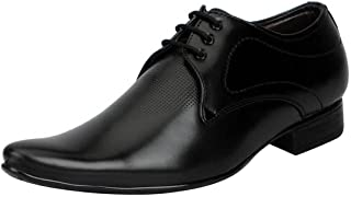 FAUSTO Men's Formal Derby Shoes