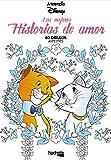 Arteterapia. Las mejores historias de amor (Hachette Heroes - Disney - Arteterapia)