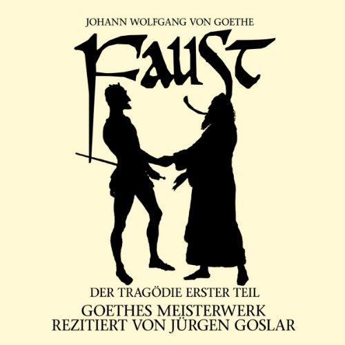 Faust audiobook cover art