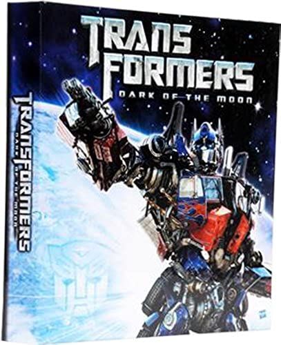 2013 Breygent Transformers Dark of the Moon Trading Card Binder with P4 Promo by Transformers