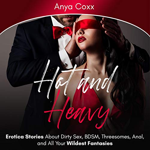 Hot and Heavy audiobook cover art