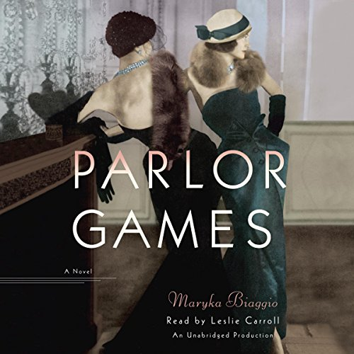 Parlor Games audiobook cover art