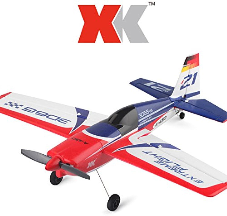 ahorrar en el despacho DishyKooker XK A430 XK A-430 Drone con con con 2.4G 8CH 3D6G Motor sin escobillas Remote Dron Airplane  ventas en linea