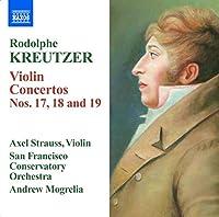 Violin Concertos Nos. 17/18/19