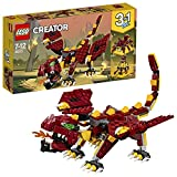 Lego 31073 Creator Criaturas míticas (Descontinuado por Fabricante)