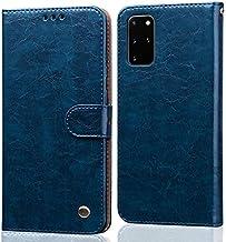 KINGCOM-Wallet Cases - Phone Case For Fundas for Lenovo A5000 A6000 A7000 A6010 A6020 A7020 A7010 Plus K10e70 P1ma40 K10A40 K33a42 Flip Leather Case Cover (Oil(Blue) Lenovo A7000)