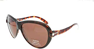 7aeced263e GUESS by MARCIANO Femme Lunettes de Soleil Exclusif GM 617 TO-1 Etui LIBRE