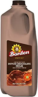 Borden Whole Chocolate Milk, 64 oz