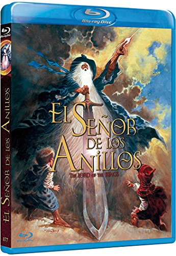 El señor de los anillos  1978 BD Blu-ray