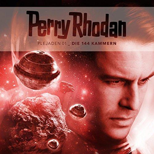 Die 144 Kammern (Perry Rhodan - Plejaden 1) Titelbild