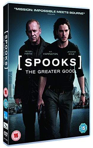 Spooks: The Greater Good [DVD] [2017]