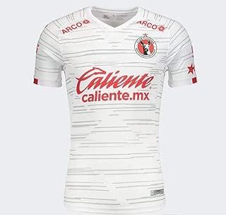Soccer Xolos Tijuana Blanca White AwayJersey Men Regular Fit 2019