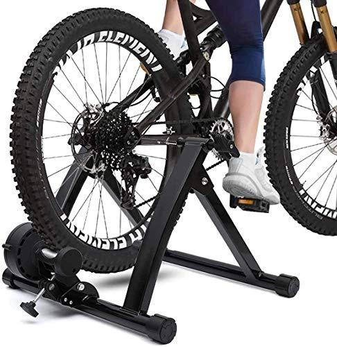 Fluid Trainer soporte de la bici, 6 Velocidad Resistencia Magnética bicicletas entrenador...
